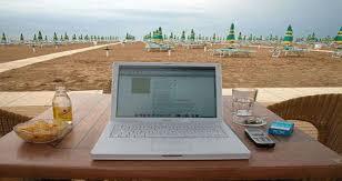Spiaggia Internet